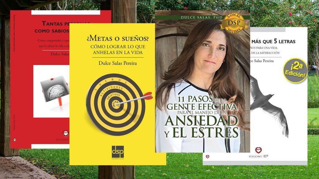 Dulce Salas Pereira Libros